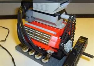 Mini V8 Motor : video mini big block chevy v8 in lego form chevy hardcore ~ Jslefanu.com Haus und Dekorationen