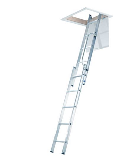 aluminum attic how to measure for a loft ladder