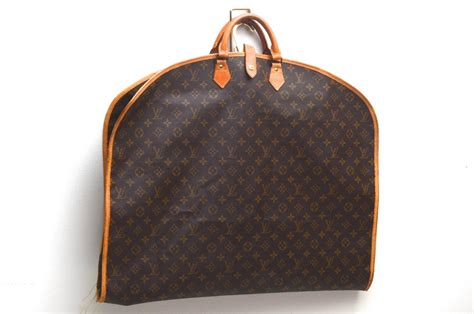 louis vuitton garment cover monogram luxury authentic bag