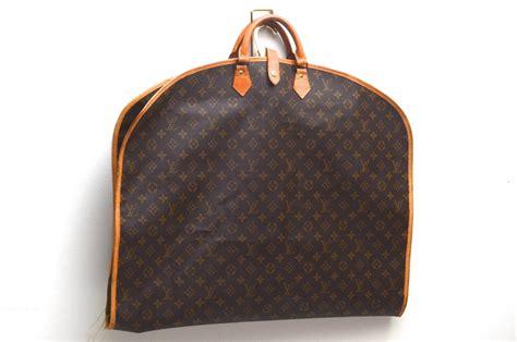 louis vuitton garment cover monogram luxury authentic bag
