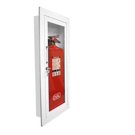jl industries ambassador series extinguisher cabinet we now the special low profile cabinet to fit oval