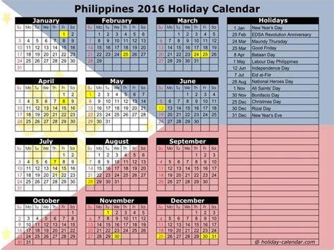september  calendar philippines national day calendar