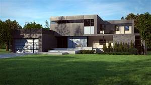 25, Awesome, Examples, Of, Modern, House