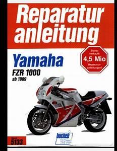 1989 Yamaha Fzr1000 Motocycle Service Repair Workshop
