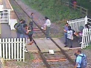 Train track selfies: People warned after railway incidents ...