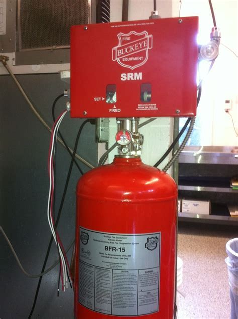 Paint booth &Kitchen ansul fire suppression system service