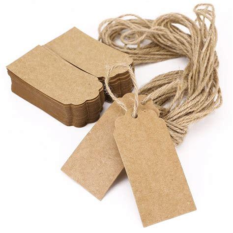 plastikfreier geschenk anh 228 nger aus papier careelite 174