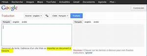 Google traduction traduire un document complet a decouvrir for Documents google translate