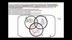 2 5 Venn Diagram Application Problem 3 Sets