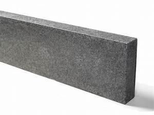 Pflastersplitt Berechnen : basanit edelkantenstein 6x20x100 cm anthrazit allseitig ges gt ~ Themetempest.com Abrechnung