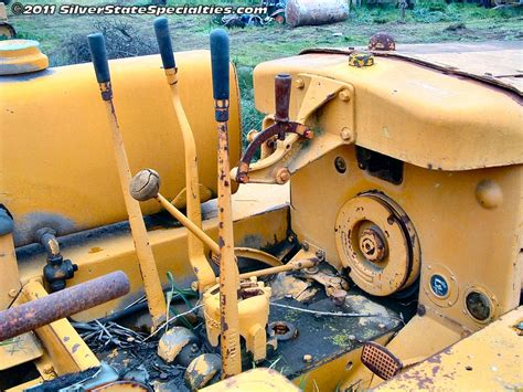 silver state specialties reference section 1938 caterpillar d2 5t agricultural crawler