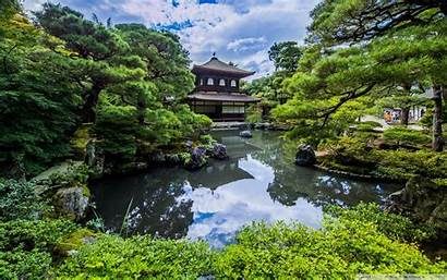 Japanese Garden Wallpapers Japan Desktop Nature Kyoto