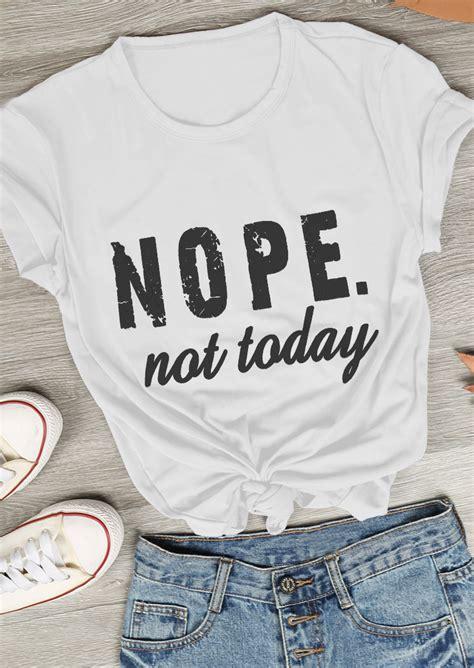 nope  today  shirt fairyseason