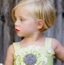 Cute Toddler Girl Bob Haircuts