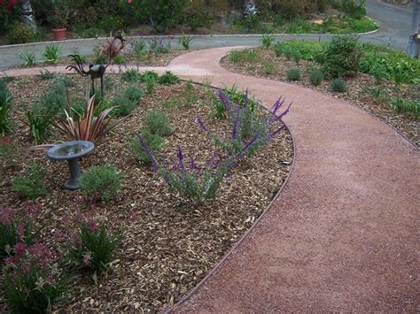 crushed granite pathways the 2 minute gardener photo dg pathway with synthetic