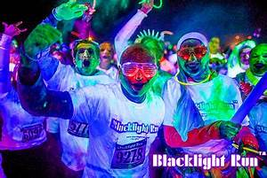 Blacklight Run & The Blacklight Run After Party™ [10 04 14]