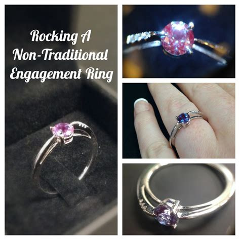 would you rock a non traditional engagement ring robbins brothers blog
