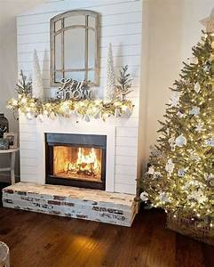 Beautiful, Modern, Farmhouse, Fireplace, Ideas, You, Must, Have, 31