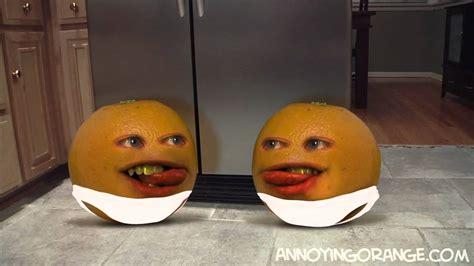 annoying orange talking twin baby oranges youtube