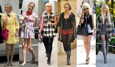 Gossip Girl Fashion Retrospective Jenny Humphreys Style