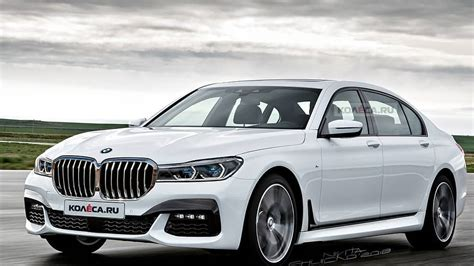 2020 Bmw 7 Series Facelift