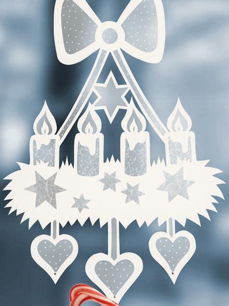 Fensterdeko Weihnachten Zum Basteln by Bastelideen Fensterbilder Zu Weihnachten