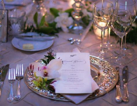 35 wedding plate settings beautiful wedding plate ideas