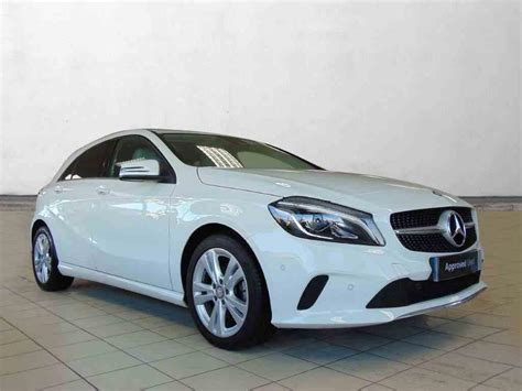 Mercedes benz a class 200d is the more powerful among the two and comes with a better engine. Used MERCEDES-BENZ A CLASS A200d Sport Premium 5dr Auto for sale - What Car? (Ref South Lanarkshire)