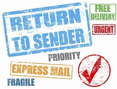 Sender Return Mail Express Prey Problem Fall