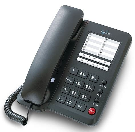 QT2933 Analogue Telephone - SHARP Electronic Products ...