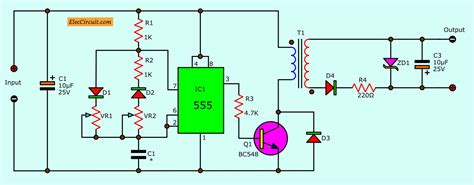 Isolated Converter For Digital Using Eleccircuit