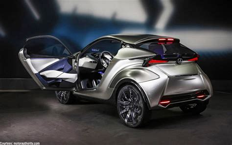 awesome lexus suv used nine awesome lexus concept cars clublexus