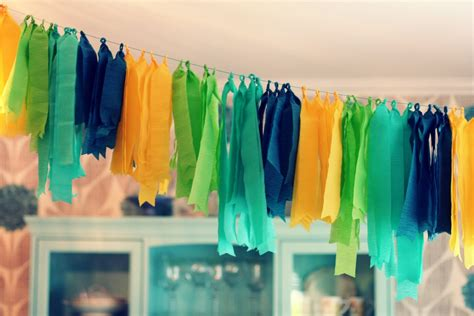 Ideas With Streamers by Crepe Paper Streamers But Cooler Ideas