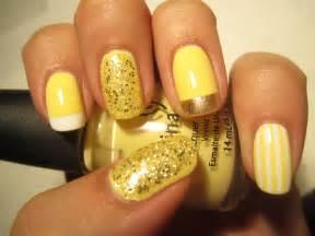 Nine inch nails yellow nail design mania