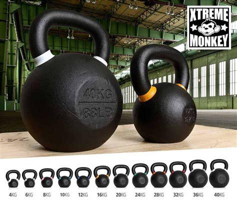 monkey kettlebells xtreme iron cast