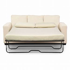 Sterling innerspring sleeper sofa with chaise beige for Sectional sofa factory outlet