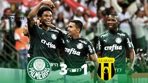See actions taken by the people who manage and post content. Palmeiras x Guarani | Libertadores 2020 - YouTube