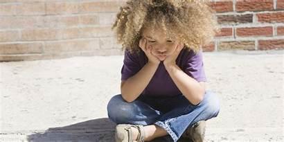 Sad Kid Child Children Stop Students Told