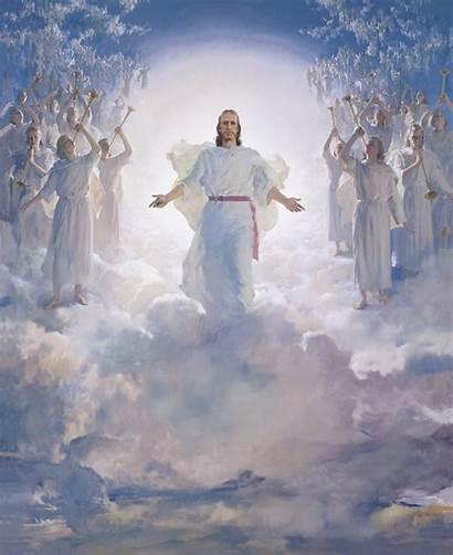 Coming Second Lds Gospel Testament Jesus Christ