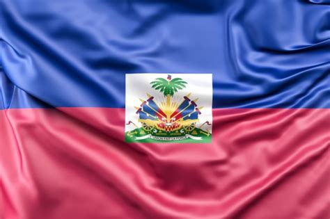 bandera de haiti descargar fotos gratis
