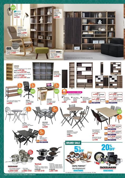 homepro malaysia home decor  promotion catalogue