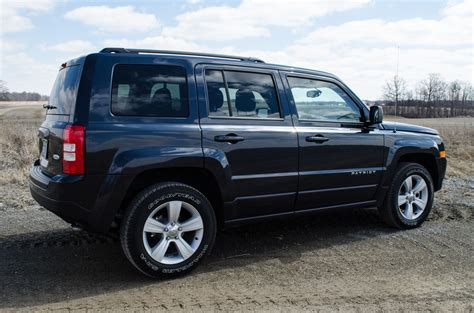 2018 Jeep Patriot Review Is Americas Cheapest Suv A