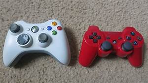 Xbox 360 Vs PS3 Controller - Which One Is Better? - YouTube