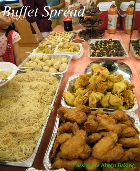 buffets cuisine buffet food ideas birthday