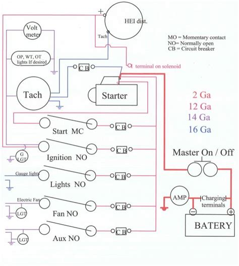 Chevy Race Car Wiring Diagram by Can Use With Electrical Pressure Water