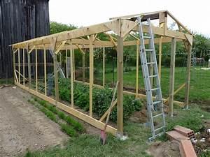 Fabriquer une serre de jardin exceptionnel fabriquer un for Jardin gravier comment faire 9 25 best ideas about serre en bois on pinterest serre