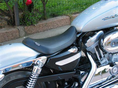 Granucci Gel Seat Solo Seat Harley Davidson –sportster 883