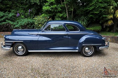Chrysler Chevy by 1947 Chrysler Club Coupe Classic American Not