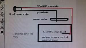 12 Volt Power Socket Installed In 177
