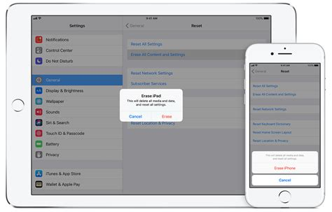 how to erase everything from iphone how to wipe an iphone how to wipe all personal data and